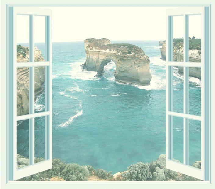 La casa sul mare, legata a un ricordo lontano